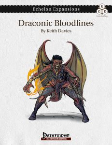 Echelon Expansions: Draconic Bloodlines cover
