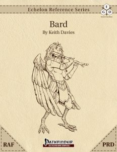 Echelon Reference Series: Bard (PRD-Only, RAF) cover