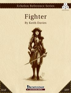 Echelon Reference Series: Fighter (3pp+PRD, RAF) cover
