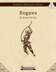 Echelon Reference Series: Rogue (PRD-Only, RAF) cover