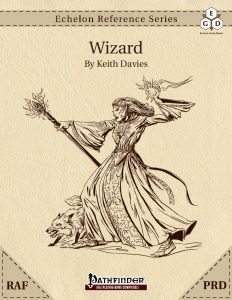 Echelon Reference Series: Wizard (PRD-Only, RAF) cover
