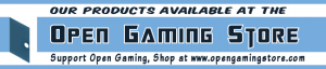 Open Gaming Store Banner