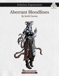 Echelon Expansions: Aberrant Bloodlines cover