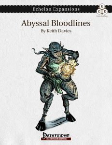 Echelon Expansions: Abyssal Bloodlines cover