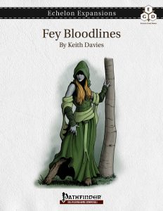 Echelon Expansions: Fey Bloodlines cover