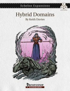 Echelon Expansions: Hybrid Domains cover