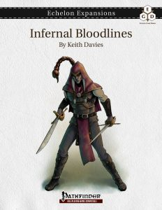 Echelon Expansions: Infernal Bloodlines cover