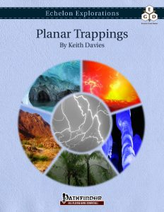 Echelon Explorations: Planar Trappings cover