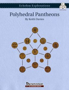 Echelon Explorations: Polyhedral Pantheons cover