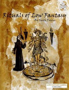 Rituals of Low Fantasy cover